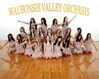 Waubonsie Valley Orchesis 9th-Feb-2012